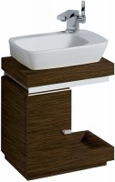 Keramag Handwaschbecken-Unterschrank Silk 816441, B: 400, H: 440, T: 290mm, 816441000