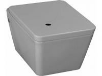 Laufen Wand-WC, Il Bagno Alessi dOt, 390x580, weiß mit LCC, Tiefspüler, 82090.0, 8209004000001