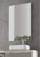 Vanita & Casa Aquarius LED-Spiegel, B: 600, H: 800 mm, mit Dimmer und Heizung