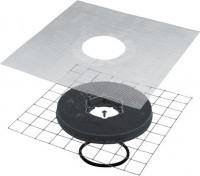 Viega Abdichtungsflansch Advantix 4924, aus Kunststoff