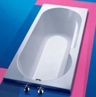 Hoesch Badewanne Topeka 1800x800, weiß
