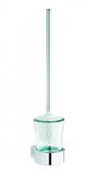Kludi Toilettenbürstengarnitur Joop! chrom/Glas/green