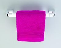 Neuesbad Handtuchhalter 30 cm NIKA, weiss-chrom