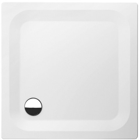 Bette Ultra Rechteck-Duschwanne 5830, 80x80x2,5 cm weiß, 5830-000
