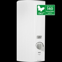 Durchlauferhitzer AEG DDLE LCD 27 kW, elektronisch geregelt, 222395
