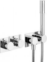 Ideal Standard Jado Unterputz-Einhebel-Wannenbatterie Geometry