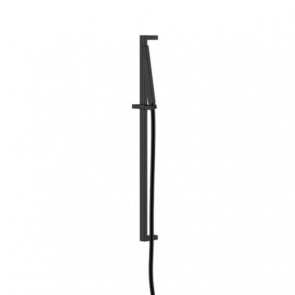 Steinberg Brausegarnitur 750mm, m. Handbrause u. Brauseschlauch, schwarz matt, 135.1600S