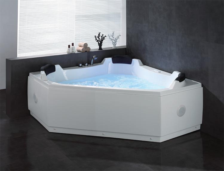 neuesbad ts eck whirlpool 170 x 170 cm. Black Bedroom Furniture Sets. Home Design Ideas