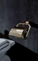 Axa one Papierhalter, gold