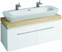 Keramag Waschtischunterschrank Silk 816022, B: 1200, H: 400, T: 470 mm, 816022000