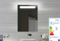 Neuesbad LED Lichtspiegel, B:600, H:800 mm
