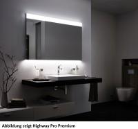 Zierath LED Lichtspiegel Highway Kristallspiegel, BxH: 450x700