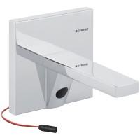 Geberit HyTronic87 Waschtisch-Wandarmatur Infrarot/Netz Auslauf 150 mm Kalt-/Mischwasser
