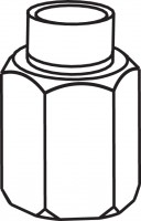 Mepa Saniline Classic Mengen-, regler drucklos, 716974