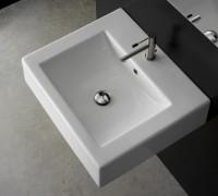 Scarabeo Square 8007/B Waschtisch B: 60 T: 51 cm