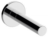 Keuco Wanneneinlauf IXMO 59545, rund, 202 mm, Aluminium-finish, 59545170101