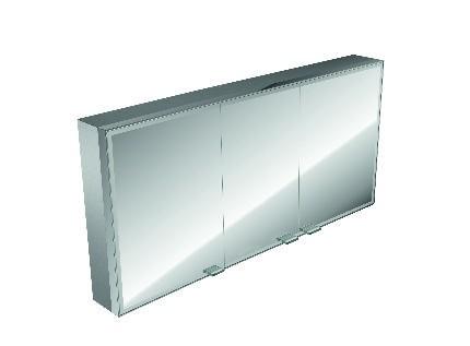asis LED-Lichtspiegelschrank Prestige Aufputz, 1587 mm, mit Radio, Farbwechsel 989706028
