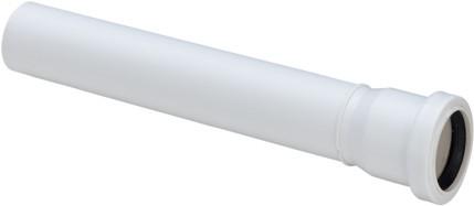 Viega Abflussrohr 3891 in 50x250mm Kunststoff weiss