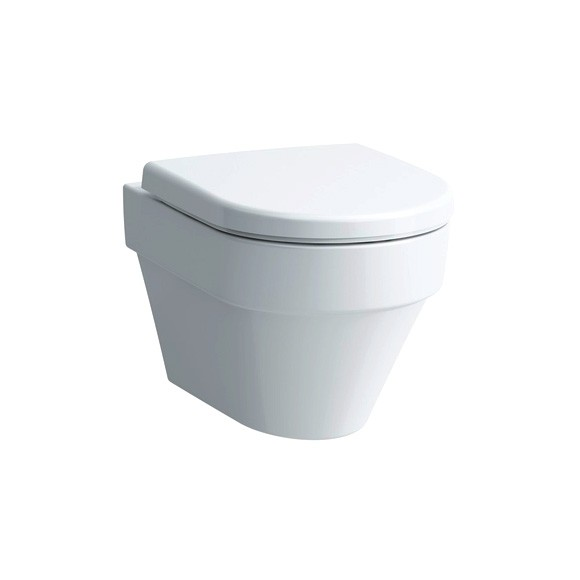 Wand Tiefspül-WC Hijet 360x530 mm 8206610000001 weiss