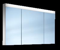 Schneider Spiegelschr. Pataline /130/3/GT/LED, 1x29W LED 1300x760x120 weiss, 161.131.02.02