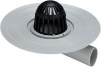 Viega Balkon-/Terrassenablauf Advantix 4945.2 in 70mm Kunststoff grau