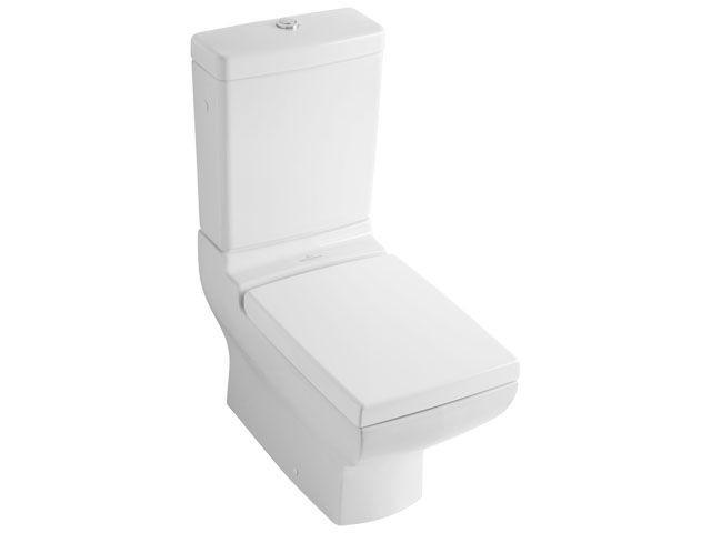 Tiefspül-WC für Kombination La 564710R2