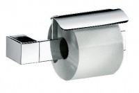 Emco Liaison Papierhalter mit Deckel, chrom
