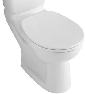 Tiefspül-WC für Kombination Omnia 6C590101