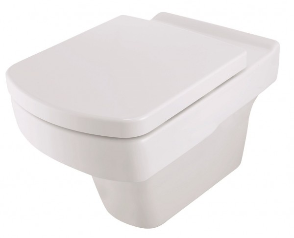 Neuesbad Design Pure Wand-WC-Set