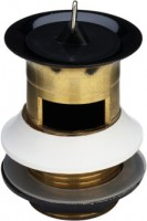 Viega Schaftventil 5222.1 in G1 1/4 x60x70mm Messing verchromt