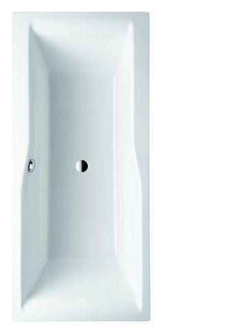 Rechteck-Badewanne Plan 6810, 180x80x45 cm 6810-003AR beige, Antirutsch