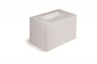 Cosmic Block Schrank 2 Schubladen mit Waschtich matt Ohne Hahnloch,B:800, H:520, T:500 mm