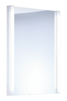 Schneider Lichtspiegel HSP/MOD 60/FL, 2x21W 600x950x65 alueloxiert, 121.509.01.50