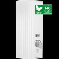 Durchlauferhitzer AEG DDLE LCD 18 / 21 / 24 kW, umschaltbar, elektronisch geregelt, 222394