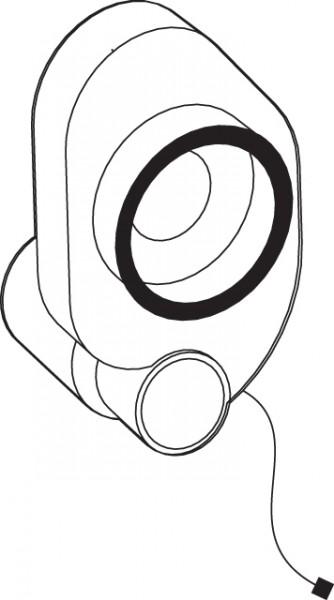 Mepa Sanicontrol Urinalspüler K3 Siphon mit Siphonelektroden, 718202
