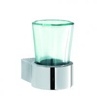 Kludi Glashalter Joop! chrom/Glas/green