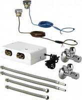 Viega Armatur Multiplex Trio E3 6146.215 in 256x176mm verchromt