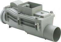 Viega Reinigungsrohr 4987, in 125mm Kunststoff grau