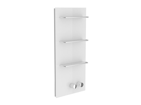 keuco thermostatbatterie metime spa 56164 1 verbraucher griffe rechts glas cashmere satiniert 56. Black Bedroom Furniture Sets. Home Design Ideas