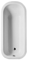 Bette Oval-Badewanne Romantica 3120, 170x75x42 cm