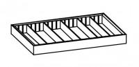 Artiqua EVOLUTION 214 Schubkasten-Trennsystem T:235mm