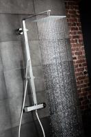 HSK Shower-Set RS 500 Thermostat, chrom