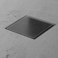 Aqua Jewels Quattro MSI-1 15x15 cm Zero+Edelstahl gebürstet