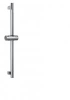 HSK Brausestange Rund 600 mm, chrom