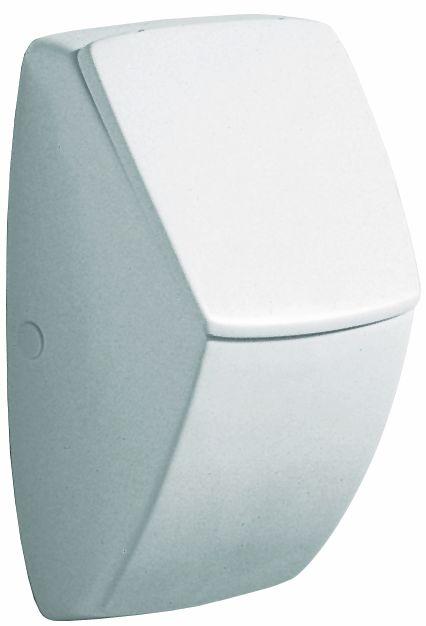 keramag urinal pareo b 300 t 265 mm 236100000 weiss. Black Bedroom Furniture Sets. Home Design Ideas