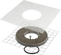 Viega Abdichtungsflansch Advantix 4954, aus Kunststoff