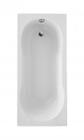 Badewanne Nixe 1700x750 mm, weiß