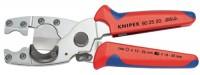 Knipex-Werk C. Gustav Putsch K Rohrschneider L.210mm verz. 2-K.Griff für Rohre D.12-25/18-35mm Knipe
