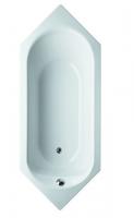 Bette 6-/8 Eck-Badewanne Pur 8764, 215x85x45 cm