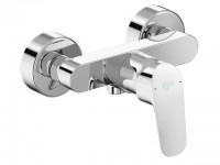Ideal Standard Brausearmatur AP CERAFLEX, Ausld. 140mm, Chrom, B1720AA